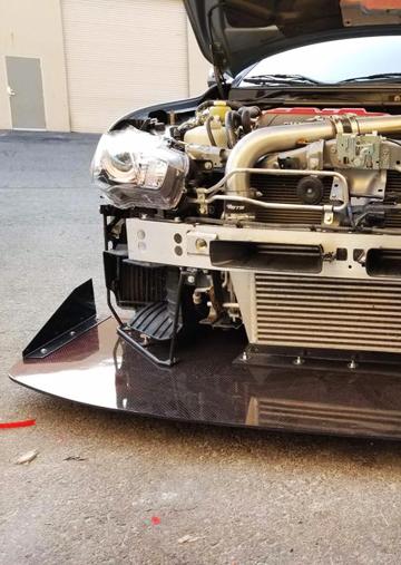 Body Kits Aerodynamics
