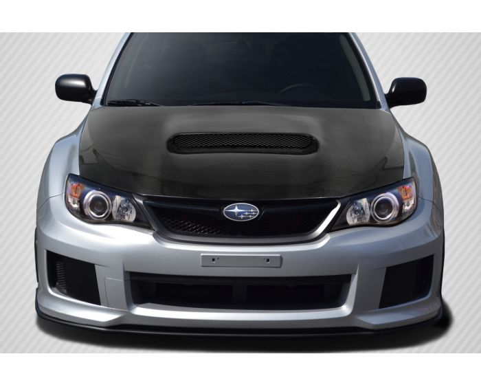 2008 Subaru Wrx Upgrades Body Kits And Accessories Driven By Style Llc