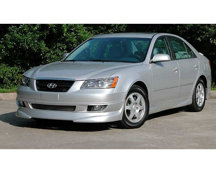 2007 hyundai sonata upgrades body kits and accessories driven by style llc 2007 hyundai sonata upgrades body kits