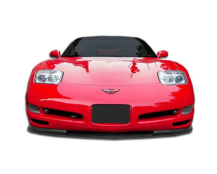1997-2004 Corvette C5 Front Spoiler//Air Deflector Stock 3 Piece Set