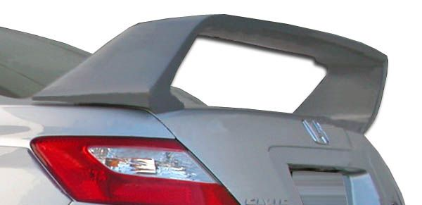 Extreme Dimensions Duraflex Replacement for 2006-2011 Honda Civic 2DR Sigma Wing Trunk Lid Spoiler 1 Piece
