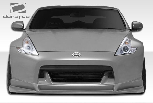 2 Piece Duraflex Replacement for 2009-2019 Nissan 370Z Z34 SL-R Rear Add ons