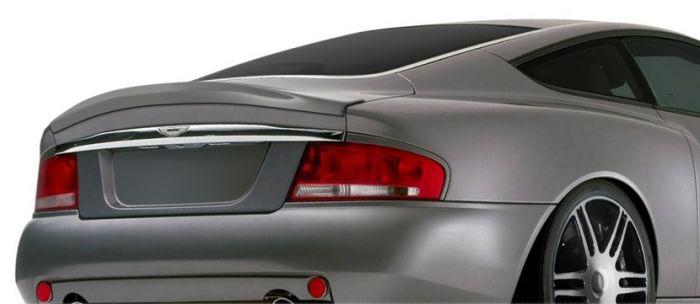2002 2006 Aston Martin Vanquish Af 1 Trunk Spoiler Gfk 1 Piece S