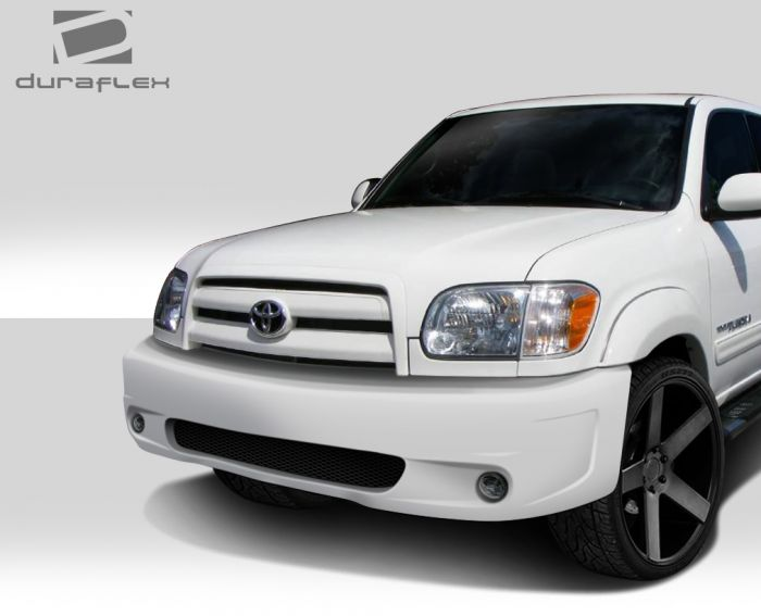 Primered TO1000198 BUMPERS THAT DELIVER Front Upper Bumper Cover Fascia for 2000-2006 Toyota Tundra Pickup 00-06