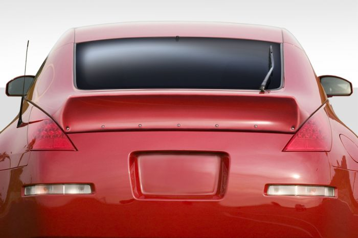 1 Piece Duraflex Replacement for 2003-2008 Nissan 350Z Z33 RBS Front Bumper