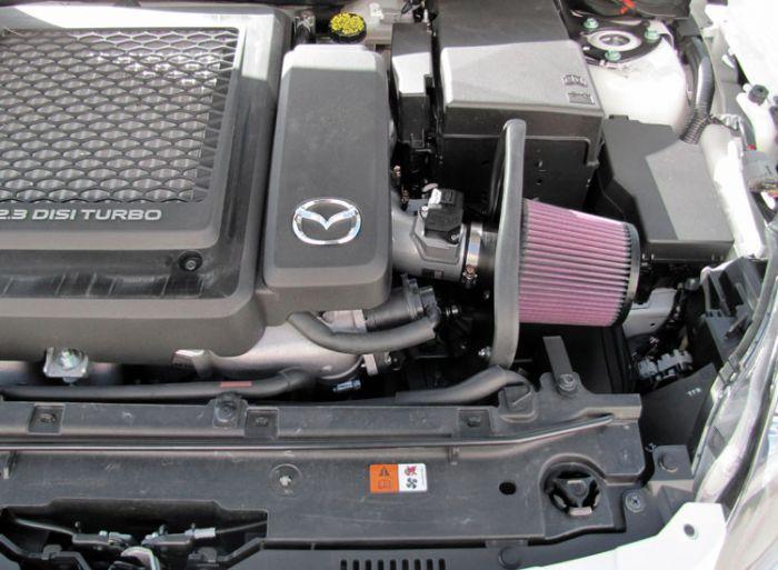 K/&N Filters Fits 2010-2012 Lincoln Ford Mercury Cabin Hi-Flow Air Intake Filter