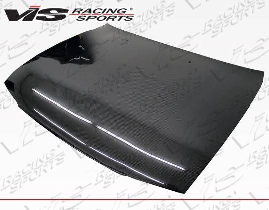 Hood For 93-97 Toyota Corolla Primed Steel